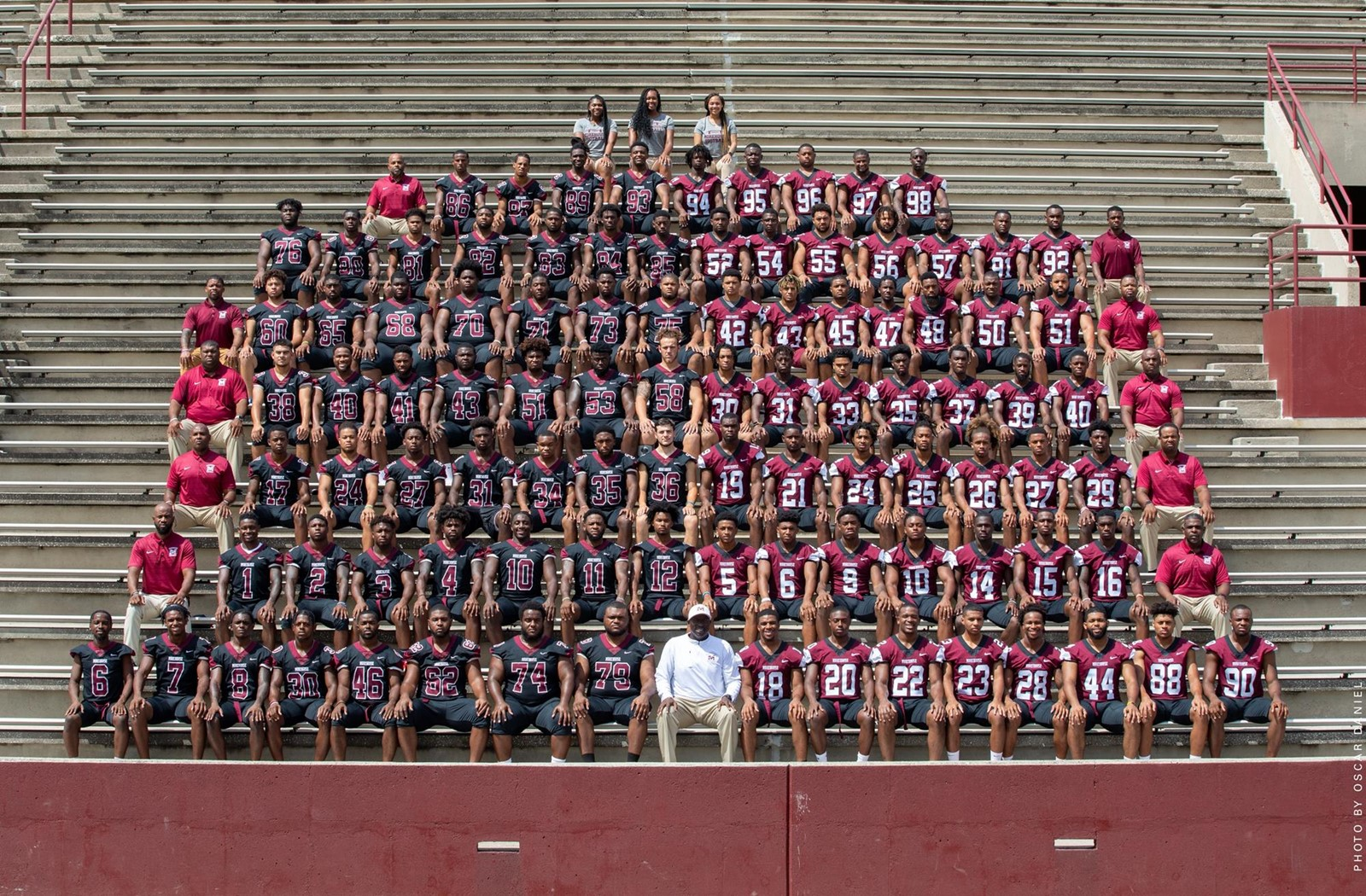 2019 Football Roster - Morehouse College Athletics